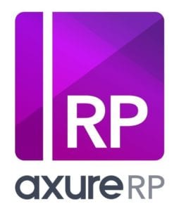 Axure RP 8 Logo (PRNewsFoto/Axure Software Solutions Inc.)